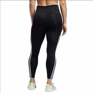 adidas Pants & Jumpsuits - Adidas 7/8 3-Stripe Active Tight / Legging - NWT